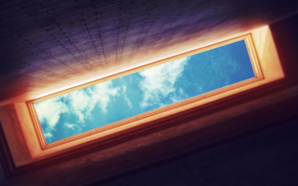 window-to-the-sky